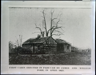 Fairhurst, First Cabin in McCracken County