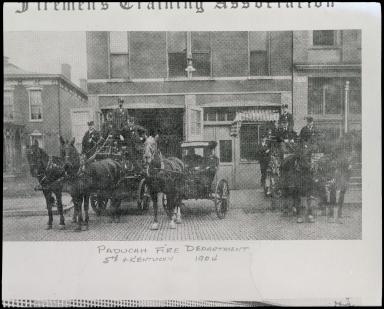 Fairhurst, Paducah Fire Department