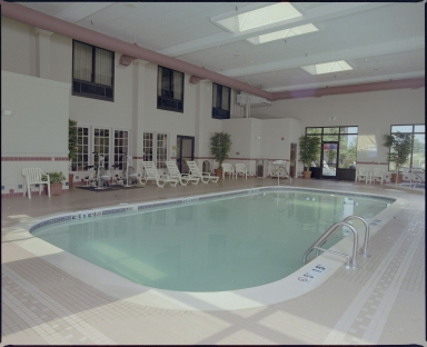 Holiday Inn Express Swimming Pool