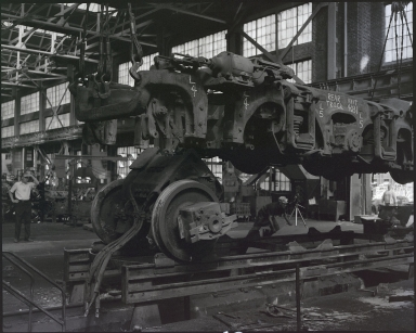 Train Car Assembly
