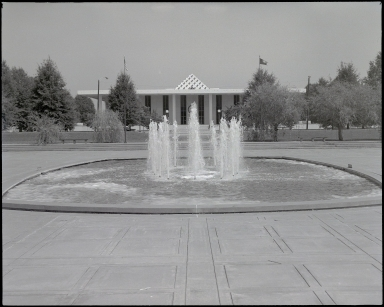 Dolly McNutt Fountain