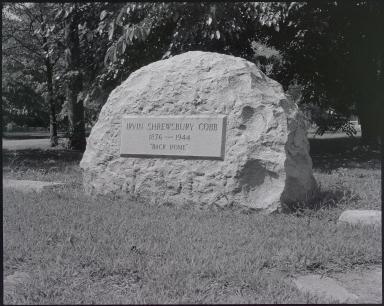 Grave of Irvin Cobb