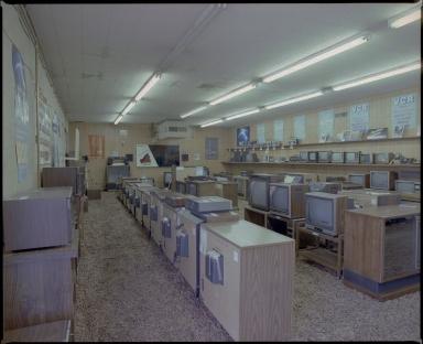 Major Distributing Company Showroom