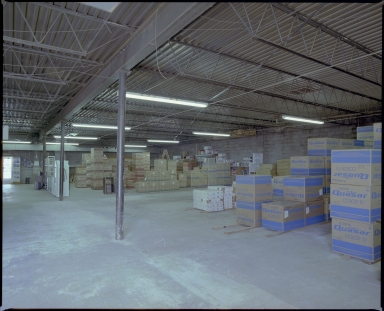Major Distributing Company Warehouse