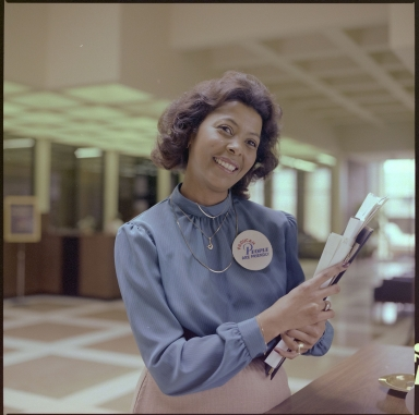 Sylvia Mathis, Peoples Bank