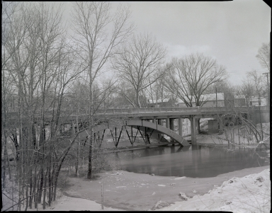 Island Creek Bridge