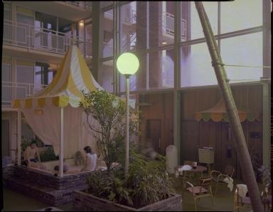 Unidentified Hotel Pool