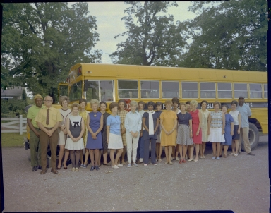 Paducah Public School Bus and Employees