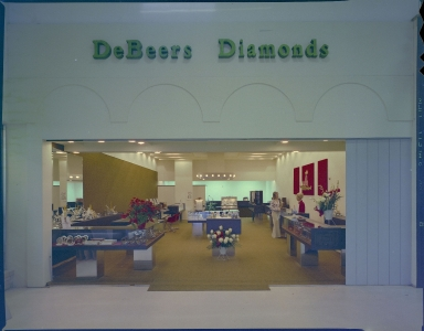 Paducah Mall/DeBeers Diamonds