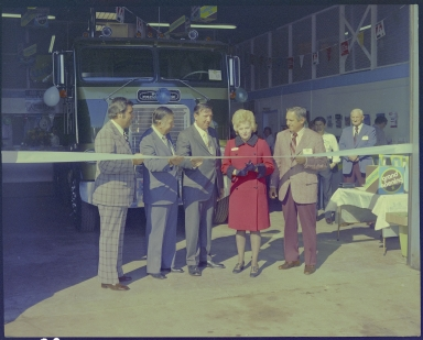 White Trucking Grand Opening