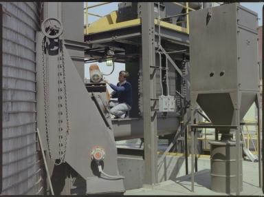 Industrial Silo
