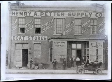 Henry A. Petter Supply Company
