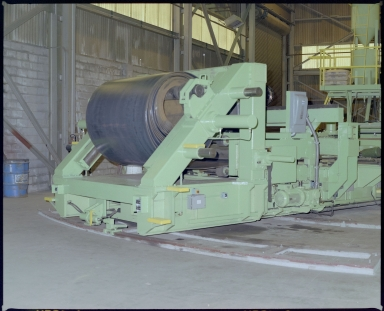 Thompson Steel Pipe Company Machine