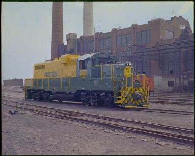 Precision National Locomotive 980