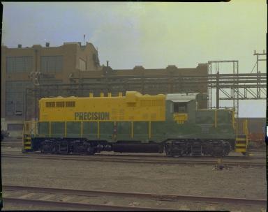 Precision National Locomotive 981