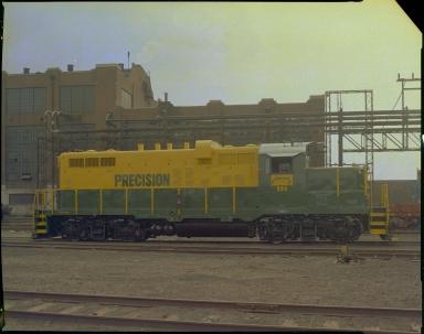 Precision National Locomotive 982