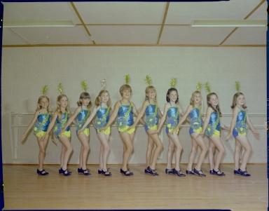 Rosemary Peterson Dance Troop