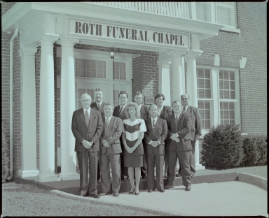 Roth Funeral Chapel Employees