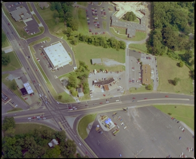 US 45 and US 62 Intersection