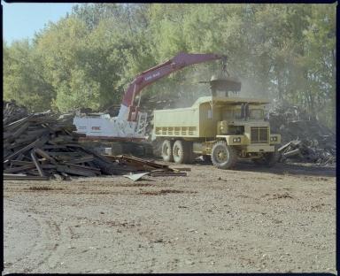 Tennessee River Scrap