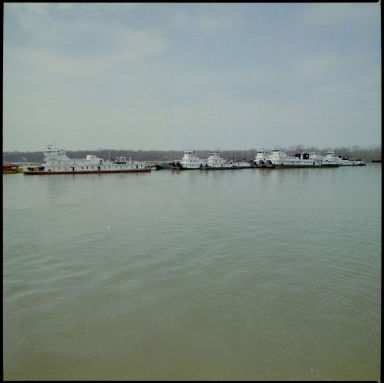 Fleet of Towboats