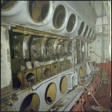 Engine Room Repair