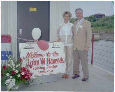 John and Nancy Hancock