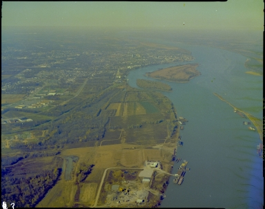 Aerialof the Ohio and Tennessee
