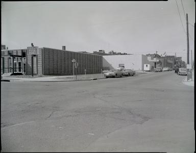 Corner of 4th and Washington