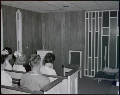 Western Baptist Hospital Chapel