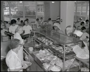 Western Baptist Hospital Cafeteria