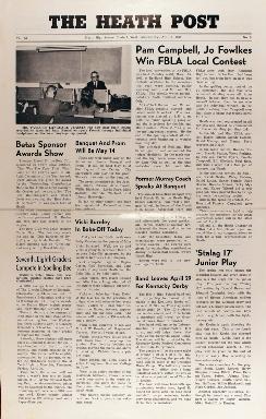 Heath Post April 1, 1965