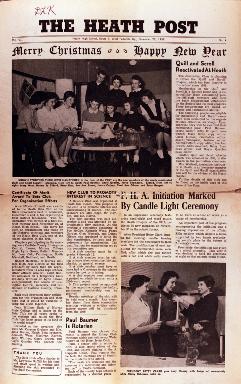 Heath Post December 22, 1959