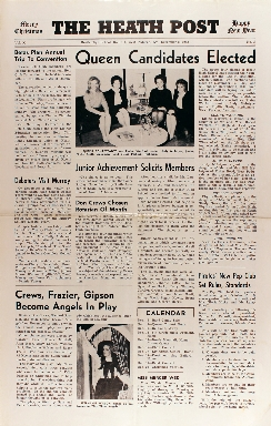 Heath Post December 6, 1963