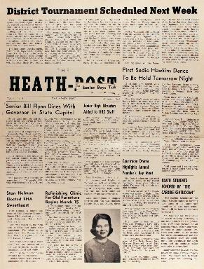 Heath Post February 1966