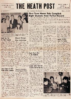 Heath Post February 1970