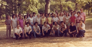 10th reunion of Heath High School Class of 1968