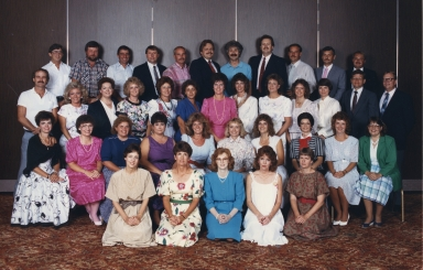 Class of 1968 has 20-year reunion