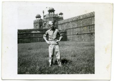 Corporal James H. Warner