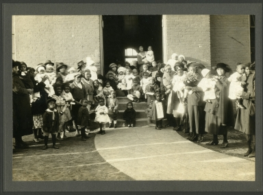 1921 McCracken County Health League Better Babies Contest