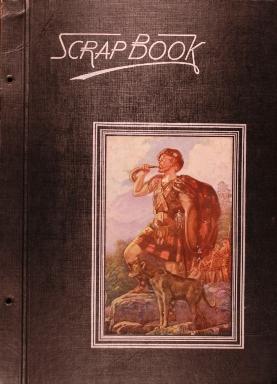 1935-1936 McCracken County Health Department Scrapbook
