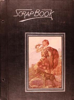1937 McCracken County Health Department Scrapbook