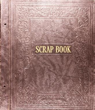 1945-1949 McCracken County Health Department Scrapbook