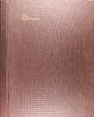 1949-1955 McCracken County Health Department Scrapbook