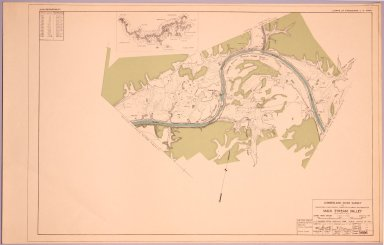 Cumberland River Survey 5696