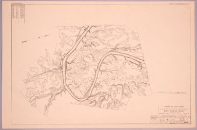 Cumberland River Survey 5694