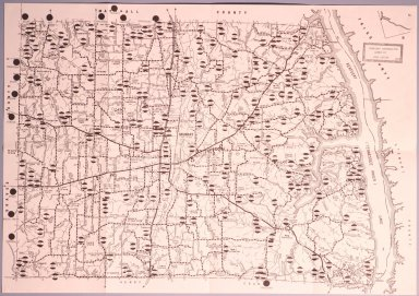 Calloway County Cemetery Map