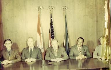 Paducah City Officials