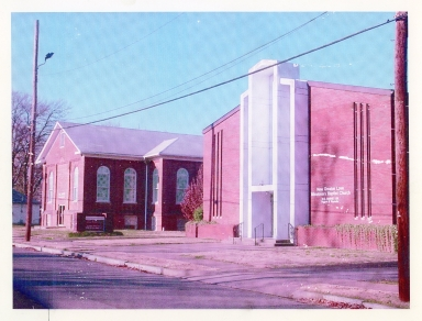 New Greater Love Missionary Baptist Church