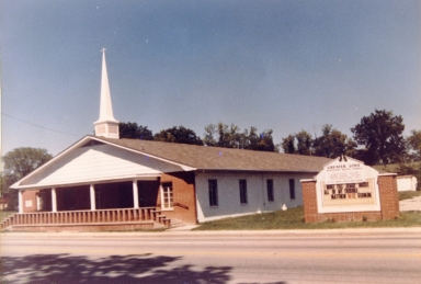 Greater Love Missionary Baptist Church